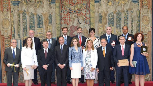 WhatsCine, Premio Reina Letizia 2015