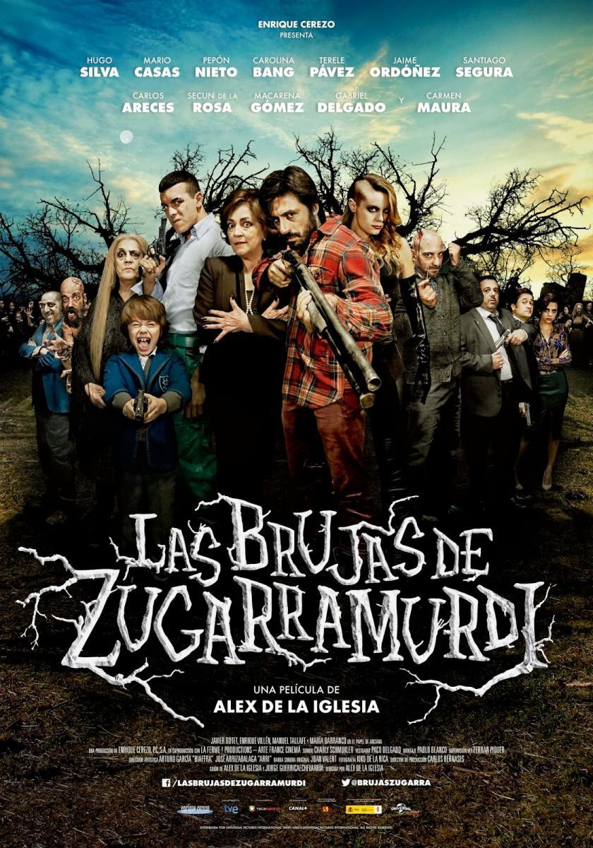 La Brujas de Zugarramurdi
