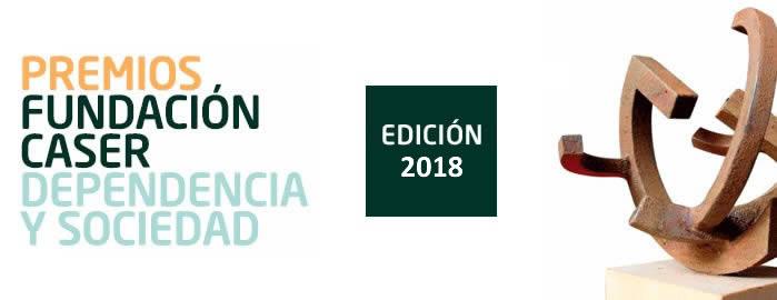 Premios Fundación Caser dependencia y sociedad 2018