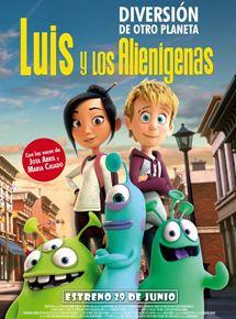 Luis y los alienigenas