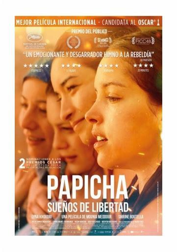 Papicha, sueños de libertad